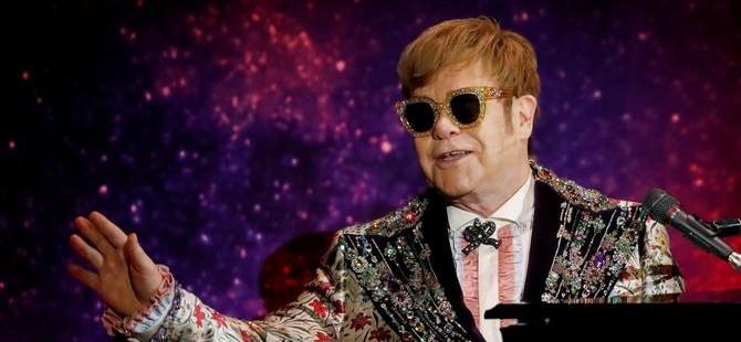 Elton John veda turnesine çıkıyor