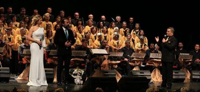 Çağdaş Müzik Derneği TSM Korosu Bakü'de konser verecek