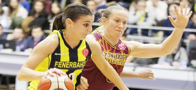 YDÜ'den bir Fenerbahçe klasiği: Fenerbahçe: 65 - YDÜ: 76