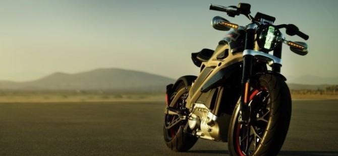 Harley Davidson elektrikli motosiklet için tarih verdi