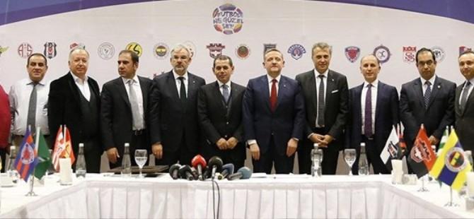 Fikret Orman Kulüpler Birliği'nin yeni başkanı oldu