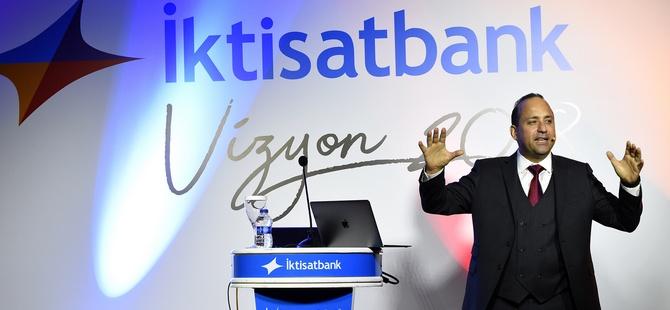 İktisatbank Vizyon 2018 Toplantısı Yapıldı