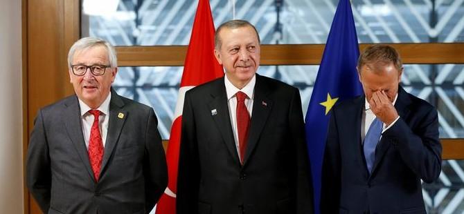AB-Türkiye zirvesine Erdoğan katılacak