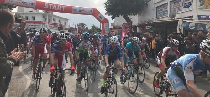 3. Uluslararası Kuzey Kıbrıs Bisiklet Turu başladı