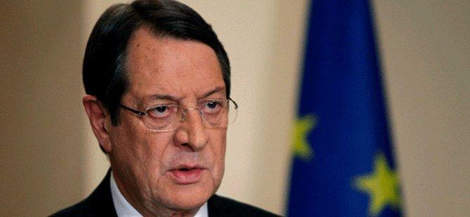 """Anastasiadis, """"Guterres Çerçevesi""""ne dair iddialarını sürdürdü"""