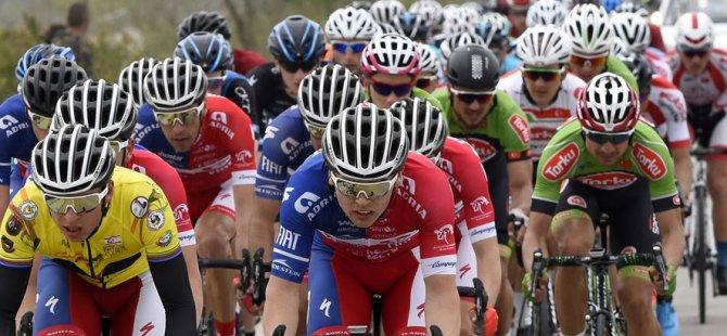 3.Uluslararası Kuzey Kıbrıs Bisiklet Turu sona erdi