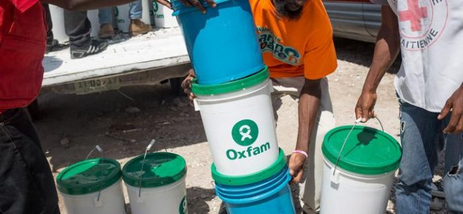 Yardım kuruluşu Oxfam skandalı Londra'yı karıştırdı