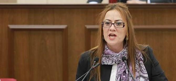 """Doğuş Derya'dan Meclis kürsüsünde isyan: """"Öldürülen kadınlar bize bakıyor"""""""