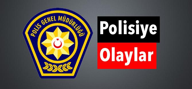 Mağusa, İskele ve Girne'de polisten huzur operasyonu