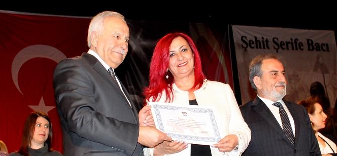 """Yakın Doğu Üniversitesi Eczacılık Fakültesi Öğretim Üyesi Yrd. Doç. Dr. Necla Tuzcuoğlu, ''Başarılı 50 Kadın Arasında"""""""