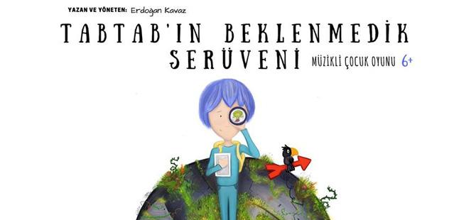 """""""Tabtab'ın Beklenmedik Serüveni"""" Mart ayında da çocuklarla buluşuyor"""