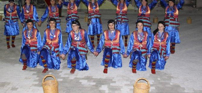 İskele Belediyesi 9. Kültür Sanat Günleri başladı