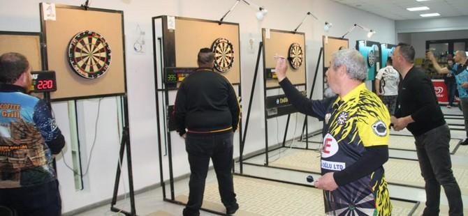 Gazimağusa Belediyesi Darts Turnuvası yapıldı