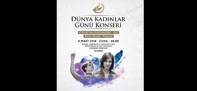 8 Mart Dünya Kadınlar Günü'nde Cumhurbaşkanlığı Senfoni Orkestrası, 2 konser verecek