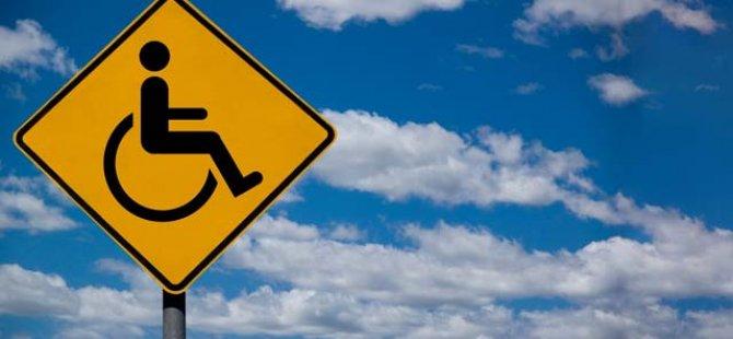 """""""Engelli Yoklama Bildirgeleri""""nin 30 Mart'a kadar Çalışma Dairesine ulaştırılması gerekiyor"""
