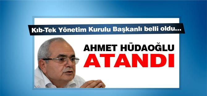 Kıb-Tek Yönetim Kurulu Başkanlı belli oldu…