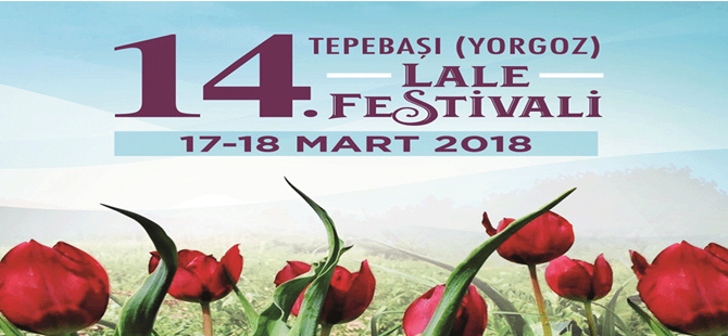 14. Tepebaşı Lale Festivali hafta sonu düzenleniyor