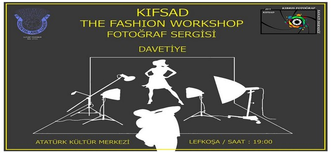 "KIFSAD'ın ""The Fashion Workshop"" sergisi açılıyor"