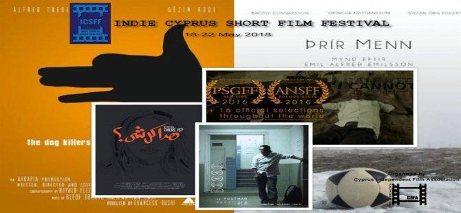 1.Kıbrıs Bağımsız Kısa Film Festivali 18-22 Mayıs'ta
