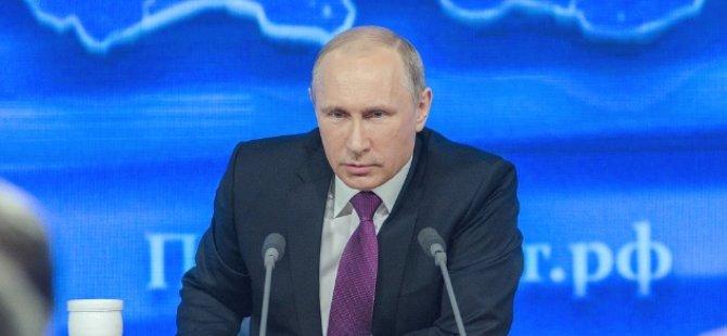 Putin'den AB'ye zeytin dalı