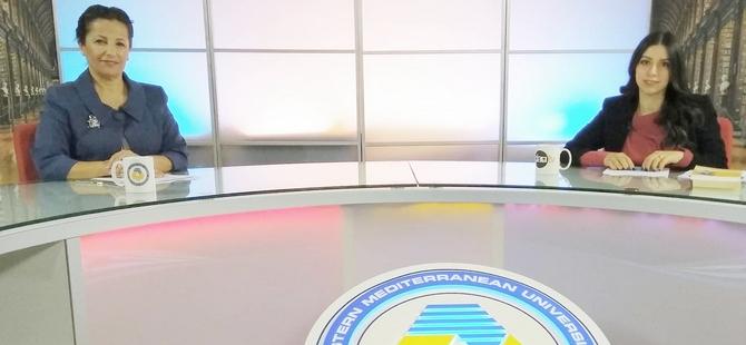 """DAÜ Bilimsel SağlıkProgramında """"Çocuklarda Fiziksel Aktivite"""" konusuele alındı"""