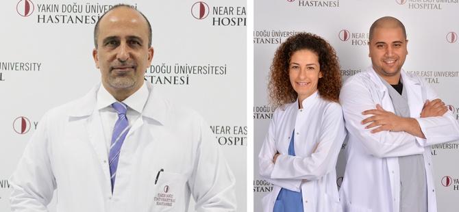 YDÜ Hastanesi'nin başarılı ameliyatları sürüyor
