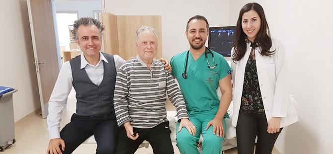 Kalp Ritim Bozukluğu Yaşayan Hastalarda Beyine Pıhtı Atmaya Bağlı Felç Geçirme Riski Ortadan Kalkıyor