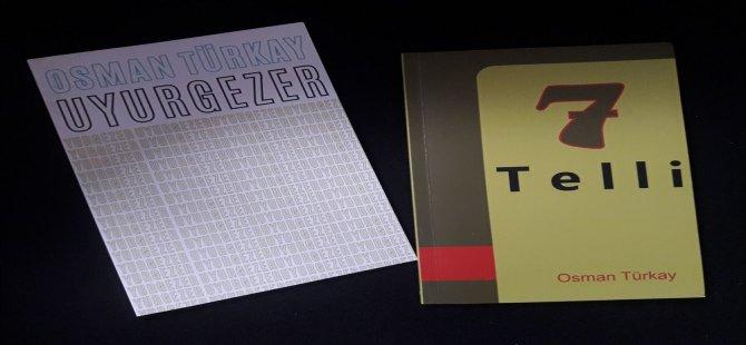 Osman Türkay'ın ilk iki şiir kitabı, Girne Belediyesi tarafından yeniden basıldı