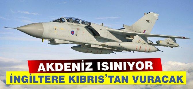 Son Dakika... Savaş uçakları Kıbrıs'a yığılıyor!