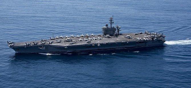 ABD'den Akdeniz'e uçak gemisi sevkiyatı