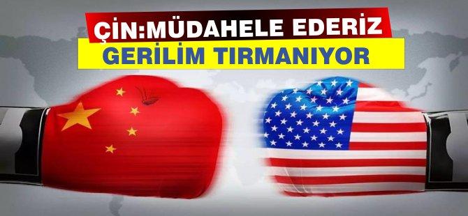 Son dakika Çin'den ABD'ye darbe! 16 milyarlık vergi yürürlüğe girdi