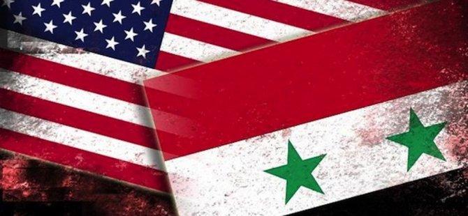 """""""ABD amacına ulaşana kadar Suriye'den çekilmeyecek"""""""