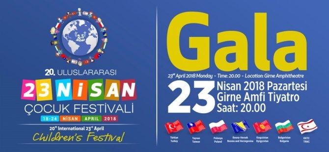 23 Nisan tören ve etkinliklerle kutlanacak