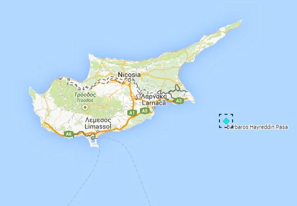 Barbaros Kıbrıs sularını ısıtacak mı?