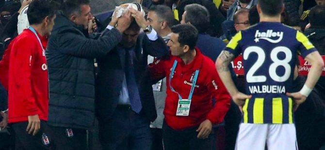 Fenerbahçe-Beşiktaş derbisinin ilk cezası belli oldu