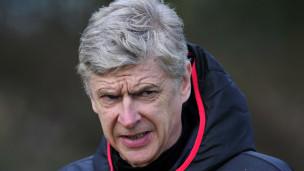 Wenger: Gidince beni özleyeceksiniz