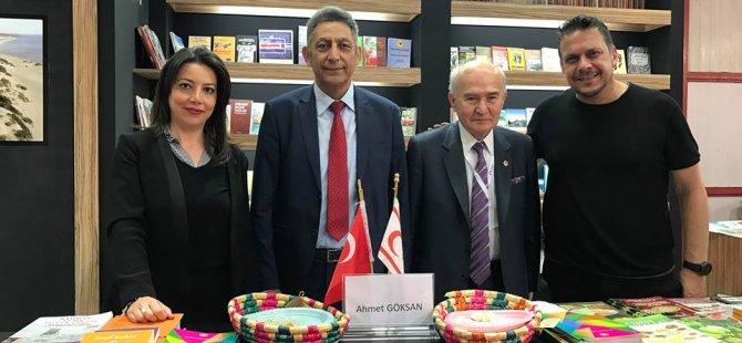 KKTC Yayınları İzmir Kitap Fuarı'nda