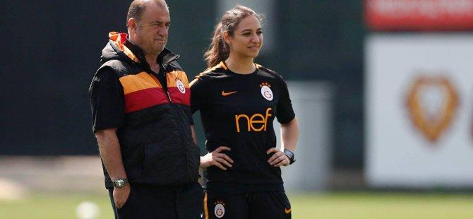 Galatasaray'da bir Kıbrıslı Türk daha parlıyor