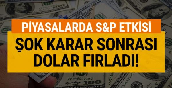 Dolar bügün kaç lira bir anda yükselişe geçti (2 Mayıs 2018)