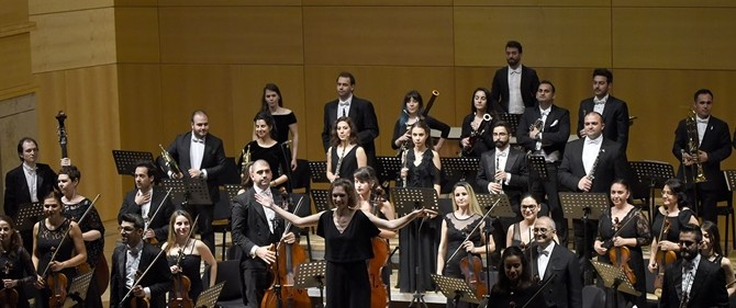Cumhurbaşkanlığı Senfoni Orkestrası Bellapais İlkbahar Müzik Festivali'nde konser verecek
