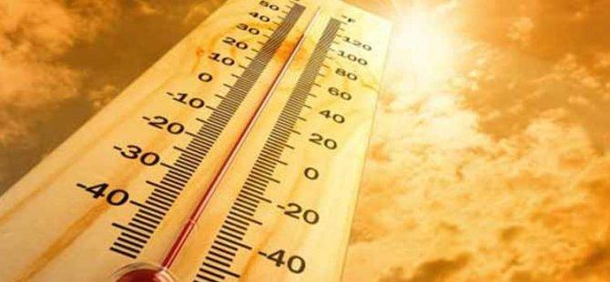 Hava sıcaklıkları mevsim normallerine döndü