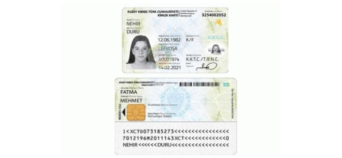 """İçişleri Bakanlığı'ndan """"çipsiz"""" kimlik kartları ile ilgili açıklama"""