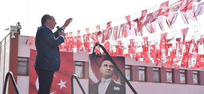Gezici anketi: İnce, ikinci turda Erdoğan'a rakip, Meclis çoğunluğu muhalefette
