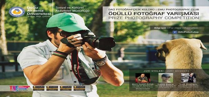 DAÜ'den ÖdüllüFotoğraf Yarışması