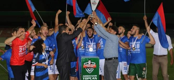 Ahmet Sami Topcan Kupası, Cihangir'in (3-1)