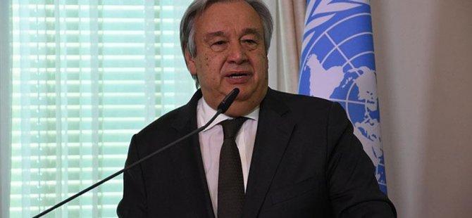 Guterres yeni özel danışmanını önümüzdeki haftalarda atayacak