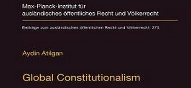 Hukuk FakültesiÖğretim ÜyesininKitabı DünyacaÜnlü SpringerYayınevi Tarafından Max PlanckSerisindeYayımlandı…