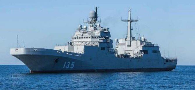 Rus savaş gemileri sıcak suları terketmeyecek