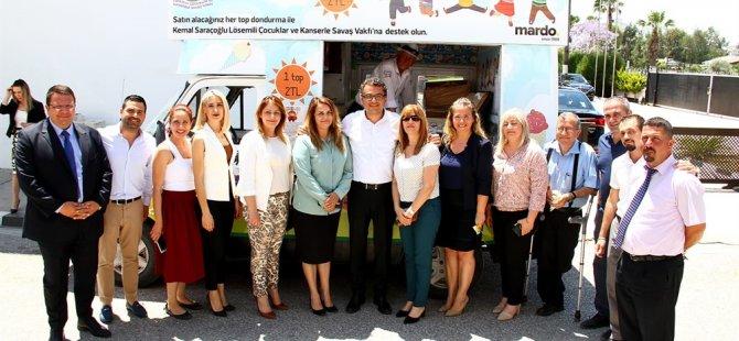 Başbakanlık'tan Kemal Saraçoğlu Lösemili Çocuklar ve Kanserle Savaş Vakfı yararına başlatılan kampanyaya destek
