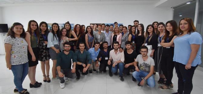 """Dr. Suat Günsel Girne Üniversitesi Hastanesi'nde """"Hemşirelikte Liderlik Konferansı"""" Düzenlendi"""